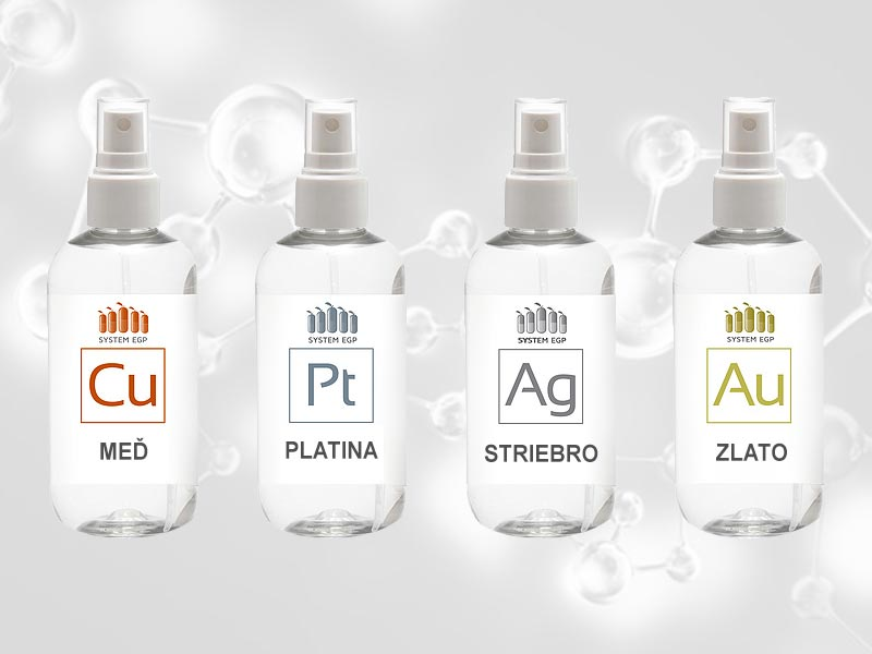 Nanokoloidy, účinná ochrana